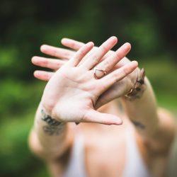 предложение руки