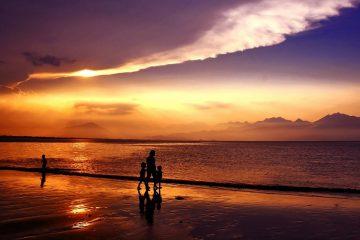 Пляж для маленьких детей