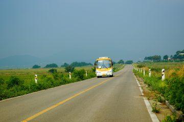 Бабка в автобусе