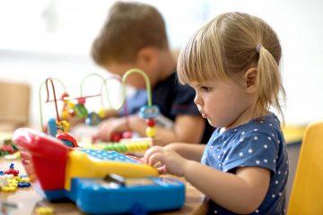 водить ребенка в детский сад