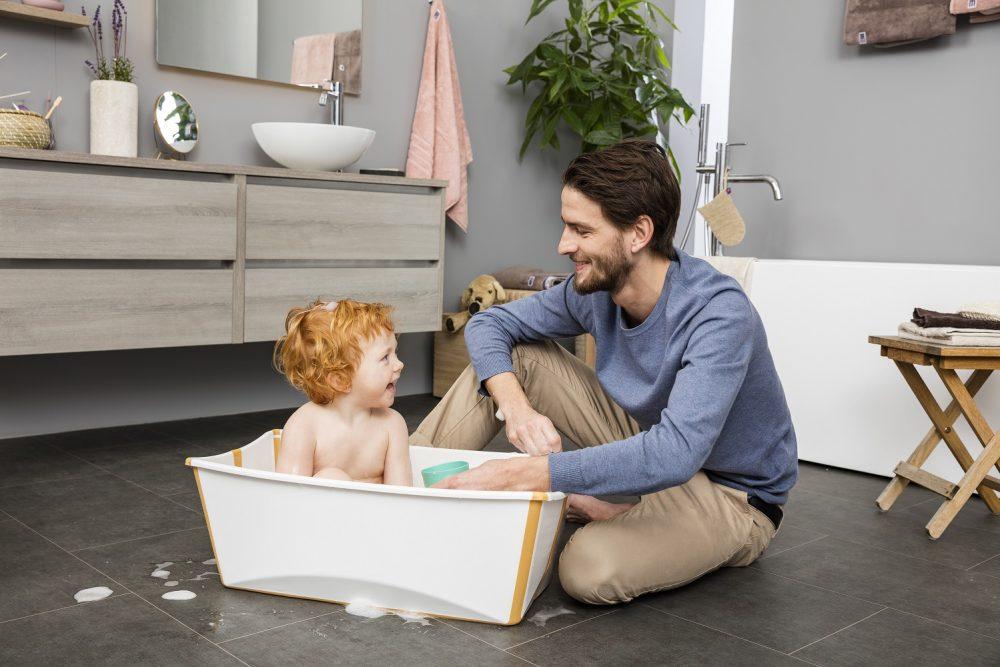 Ванночка Flexi Bath® от Stokke