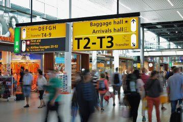 Ситуация в аэропорту