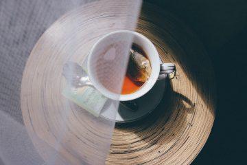 Ожоги кипятком чай