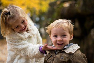 Поделить детей при разводе