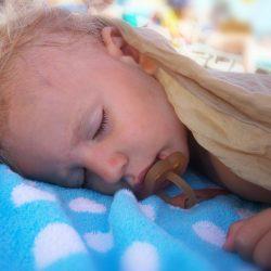 детский сад и сон