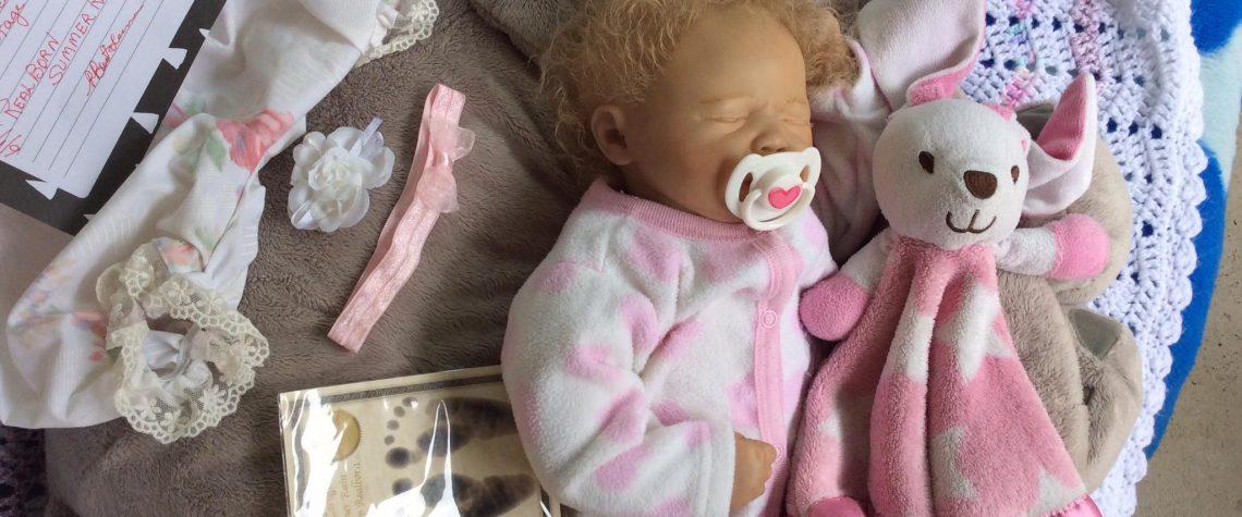 Кукла как ребенок