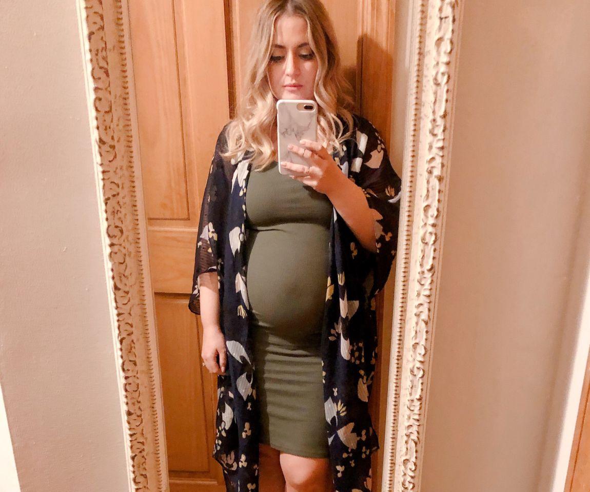 тревога во время беременности