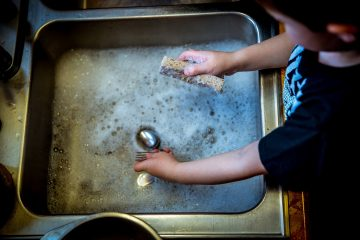 домашние дела дети