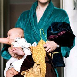 материнство привычки