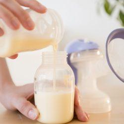 китай молоко