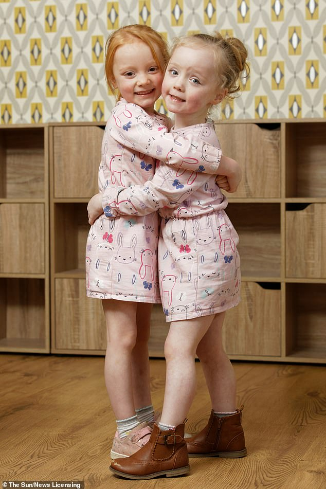 близнецы фото
