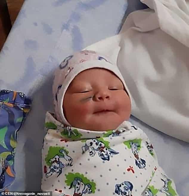 Новорожденный_порез