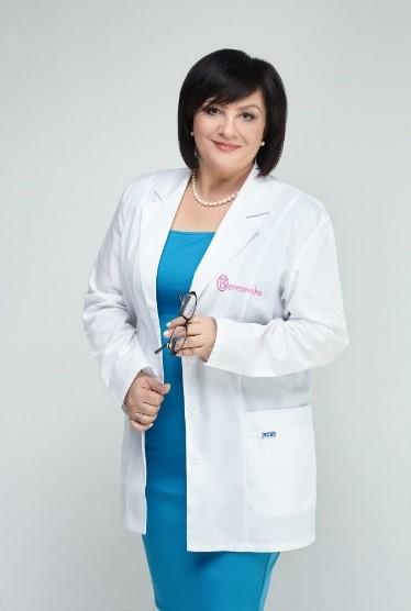 Елена Петровна Березовская — акушер-гинеколог и врач-исследователь