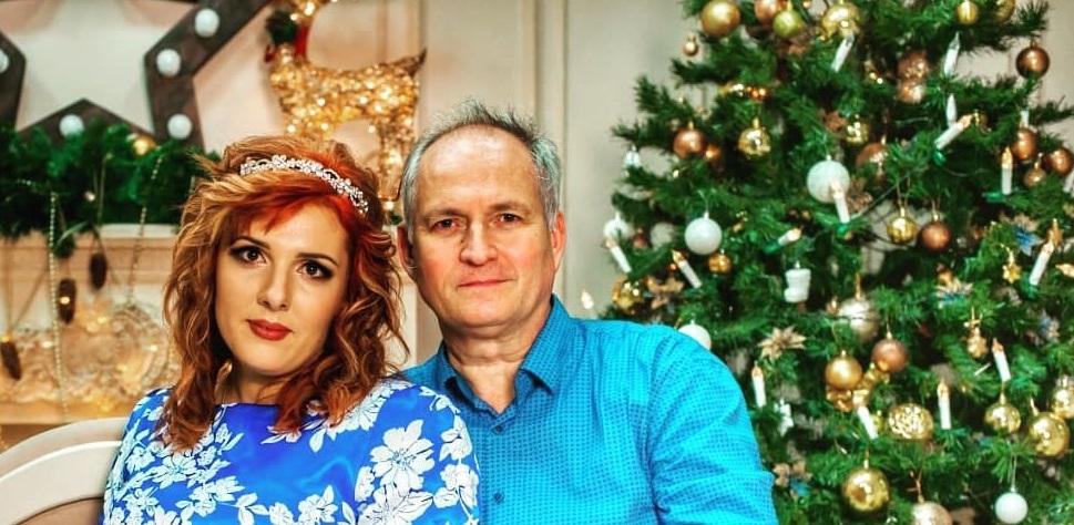 Маша и муж разница в возрасте 30 лет